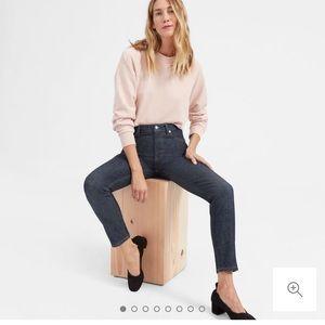 Everlane skinny ankle jeans